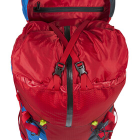 Millet Prolighter 60+20 Backpack saphir/rouge